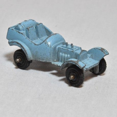 Hot rod Roadster Tootsietoy Light blue