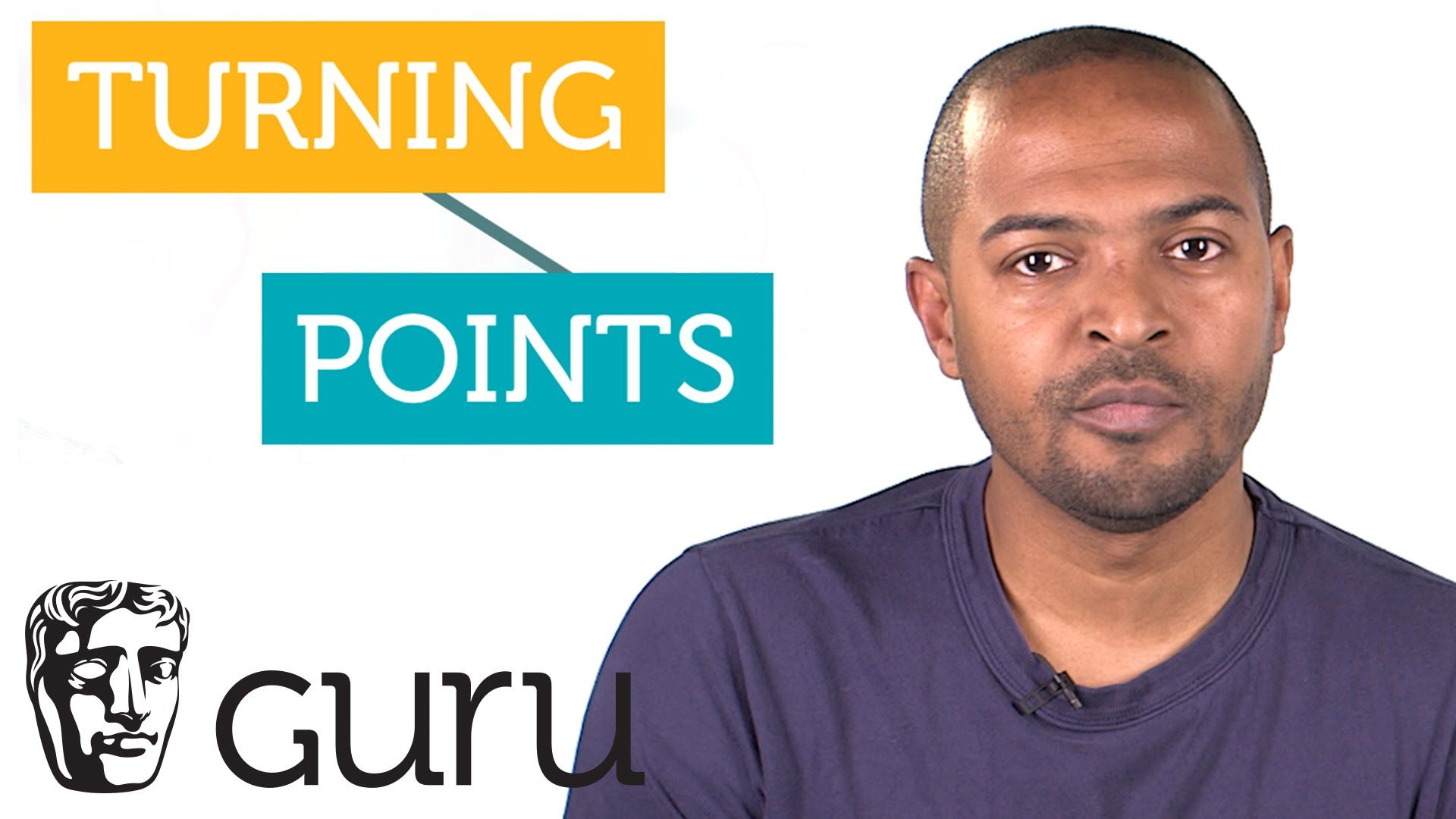Noel Clarke's great advice for young filmmakers | Turning Points