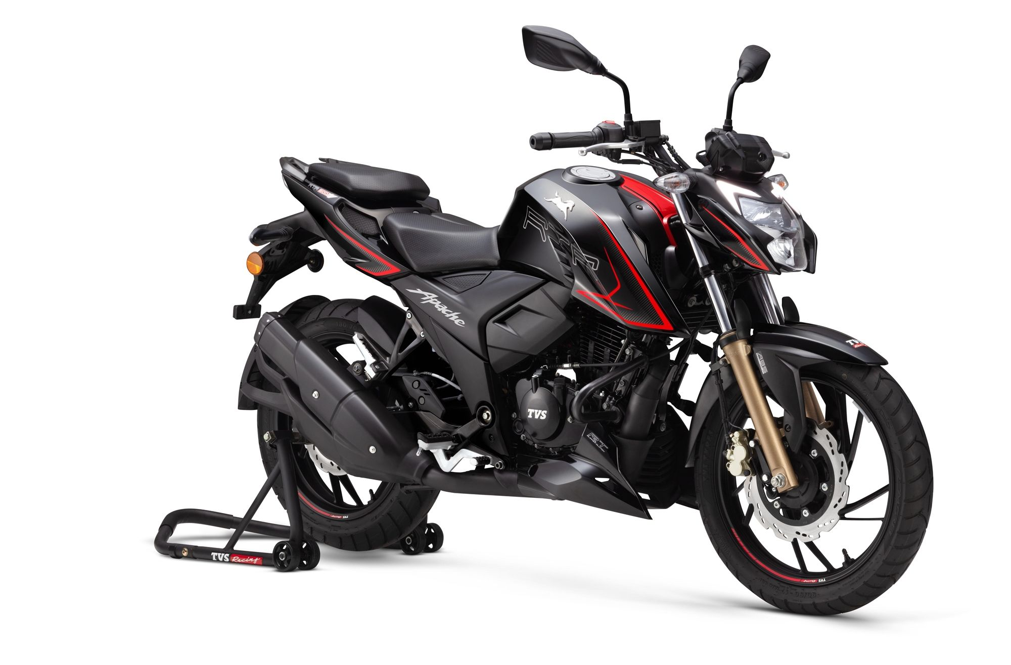 Tvs Launches 2020 Bs6 Ready Apache Rtr 200 4v And 160 4v Rtr
