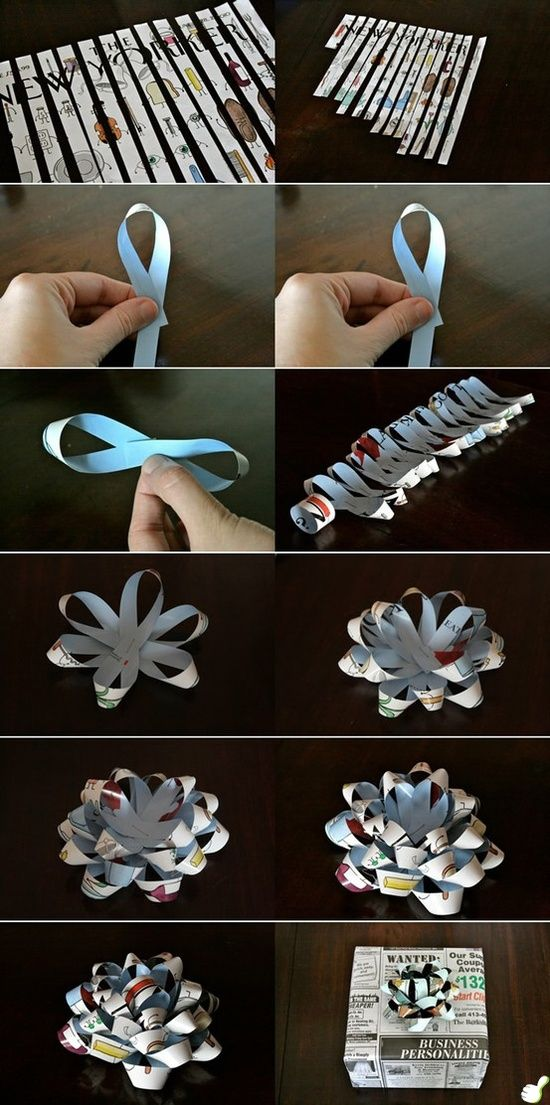 DIY Craft Bows Pictures, Photos, and Images for Facebook, Tumblr, Pinterest, and Twitter