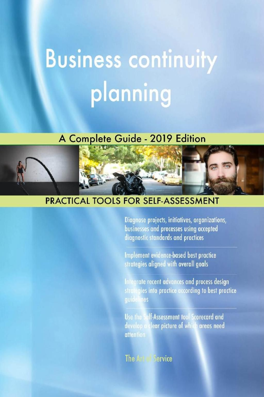 Business continuity planning A Complete Guide 2019