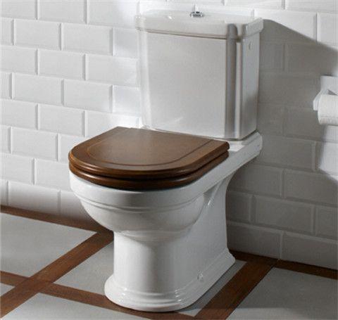 Villeroy Boch Hommage Wc Landelijke Badkamer Badkamer