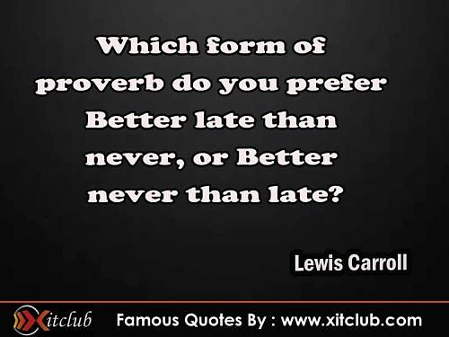 Most Famous Quotes By Lewis Carroll Sayings Quotations Quotes Adorable Most Famous Sayings