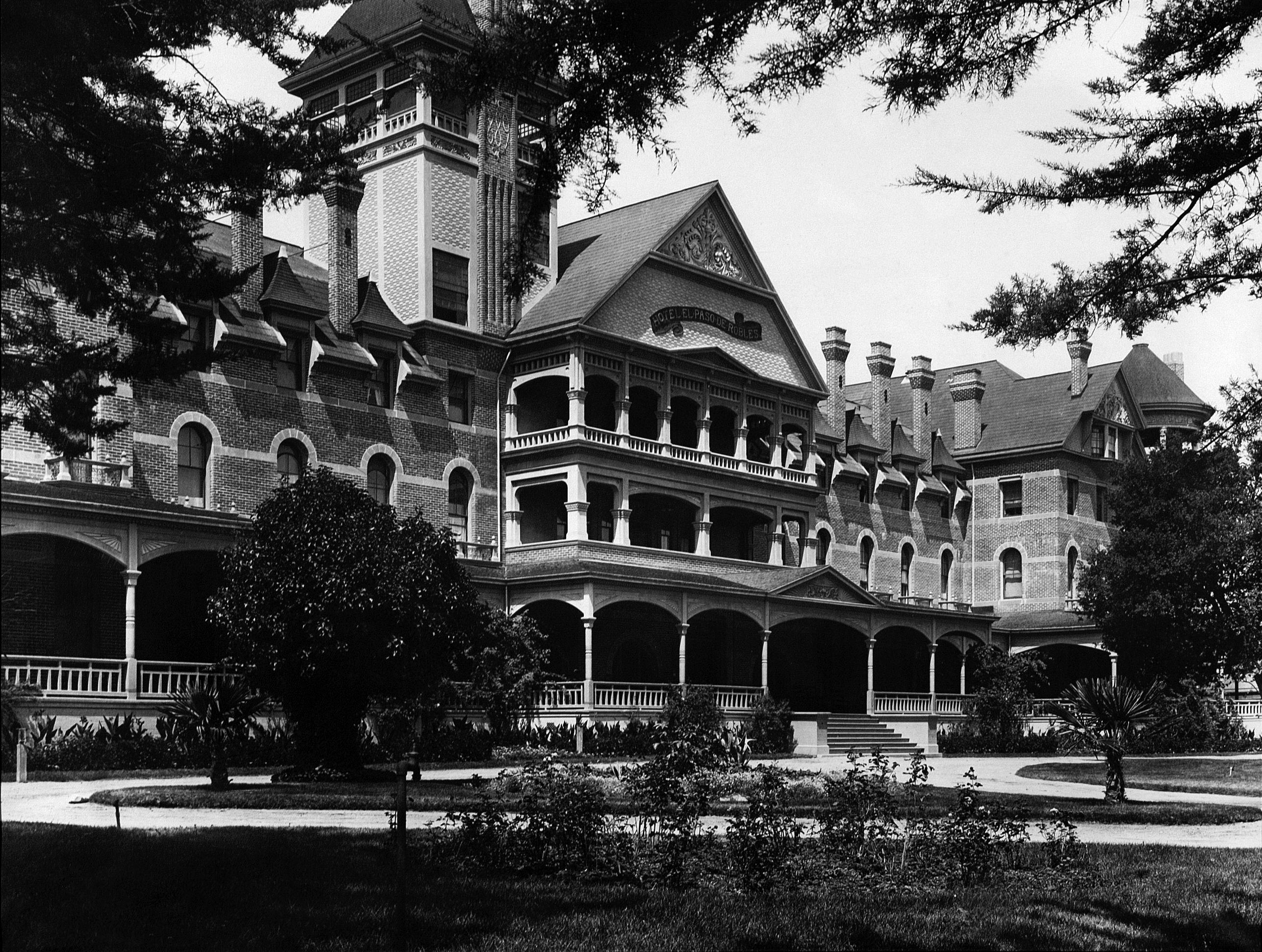 The Paso Robles Inn Of 1891 Paso Robles Inn Paso Robles Hotels
