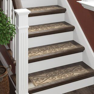 Best Tucker Murphy Pet Beaverton Medium Gray Stair Tread 400 x 300
