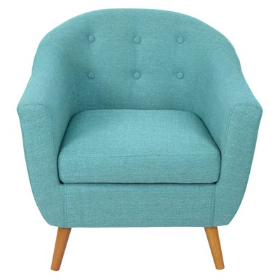 Liam Barrel Chair In 2020 Barrel Chair Accent Chairs