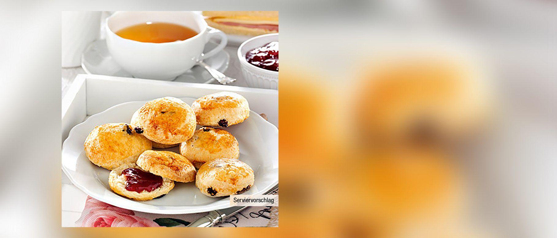 Scones mit Sultaninen Rezepte von ALDI Nord Rezepte