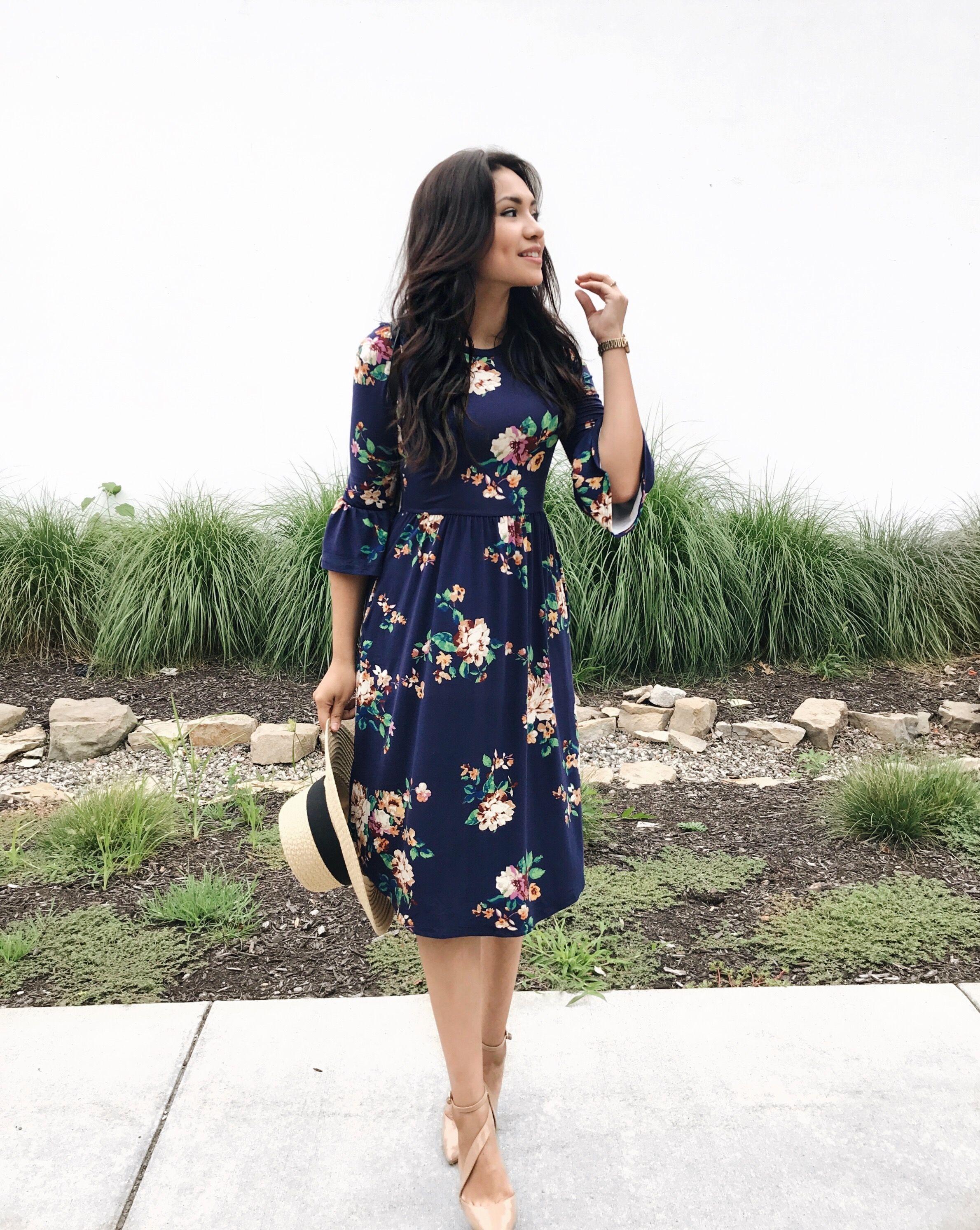 f6bb2cbb78c9 Modest Dresses, Fall Dresses. Moda Modesta, apostolic fashion, Pentecostal  Fashion. Women's Clothing.