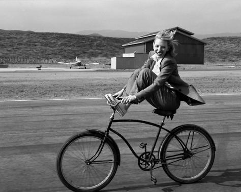 Bicicleta felicidad