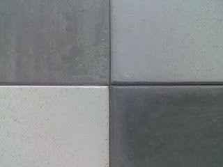 beton unique - beton cire: Beton Cire Farbmuster