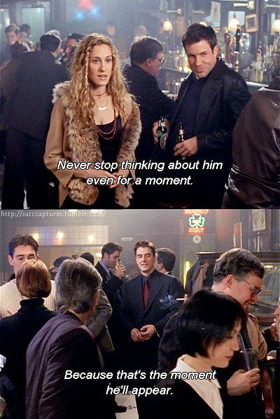 love Mr big and quotes carrie