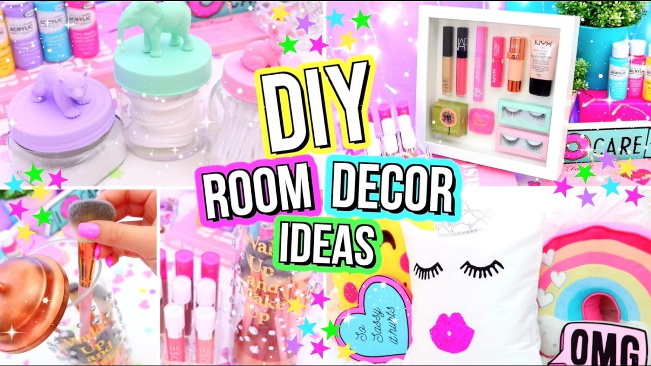 diy room decor 2017! easy diy room decor ideas you need to try