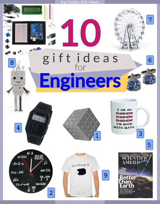 10 best gifts for engineers gift grad gifts and graduation 2016 10 best gifts for engineers fandeluxe Gallery