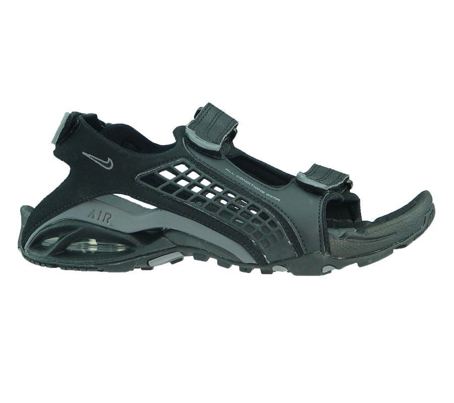 NEW Nike Air Sandal Men Rogue II 307762 001 trekking sandal outdoor black