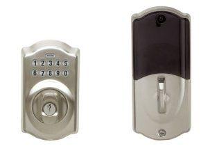Schlage LiNK Wireless Keypad Add-on Deadbolt, Satin Nickel http://www.amazon.com/dp/B001NEK6KG/?tag=pmpin-20