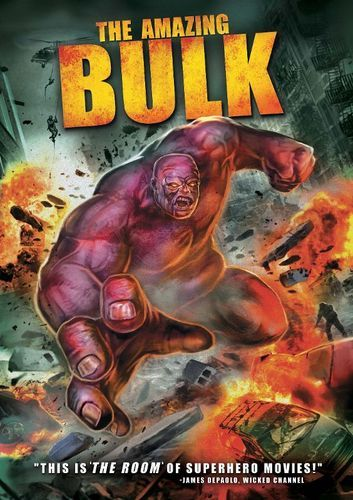 The Amazing Bulk Dvd 2013 Superhero Movies Cool Things To