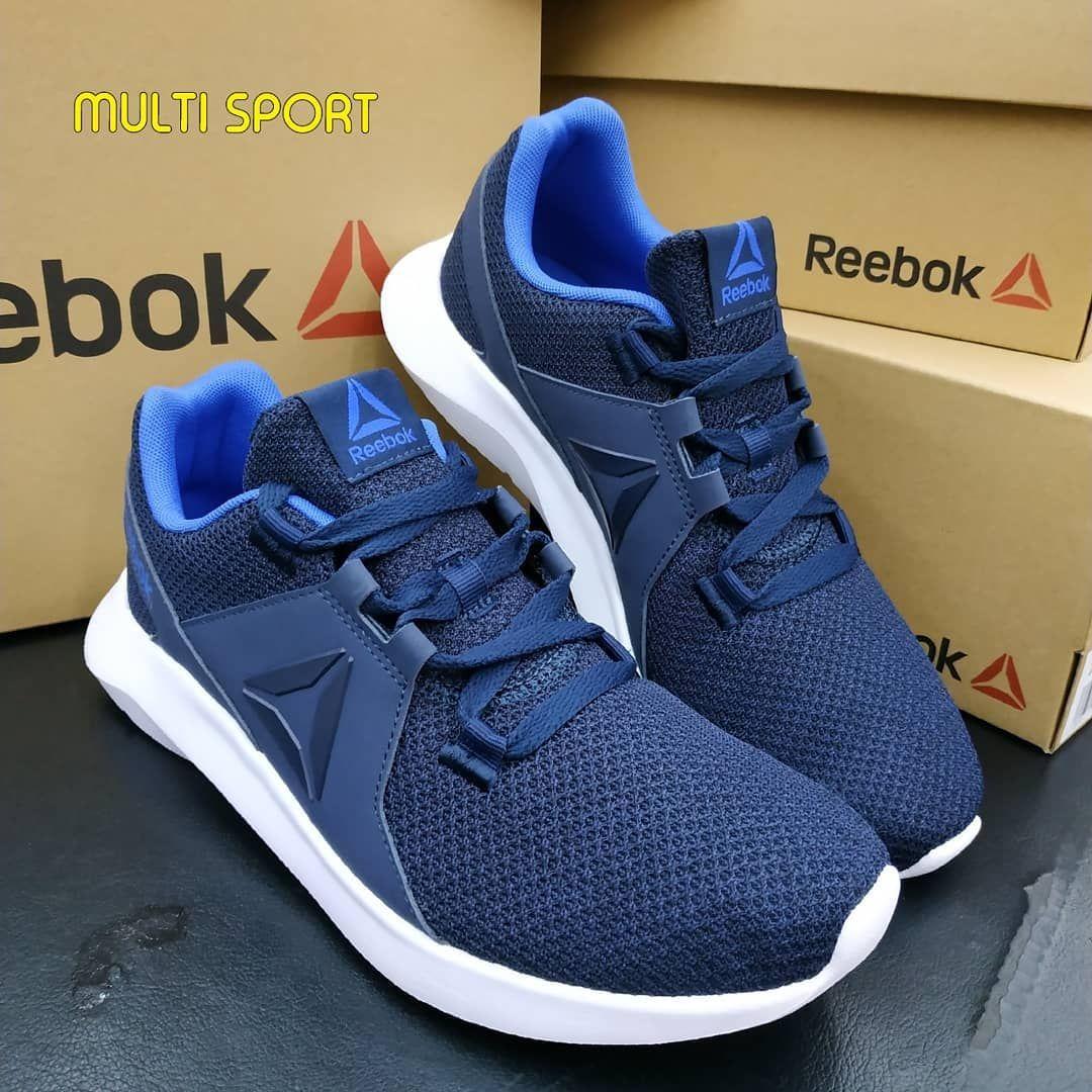 New Arrival Sepatu Reebok Energy Lux Art Dv4322 Colour Navy