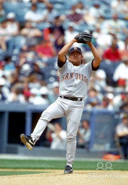 Fernando Valenzuela San Diego Padres Baseball Padres Baseball La Dodgers Players