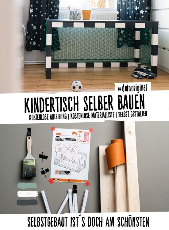 kinderschreibtisch lukas selber bauen kinderm bel in. Black Bedroom Furniture Sets. Home Design Ideas