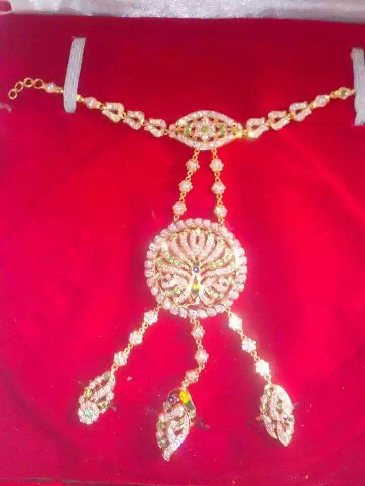 Rajputi jewellery hathful by kuldeep singh | Royal rajputi ...