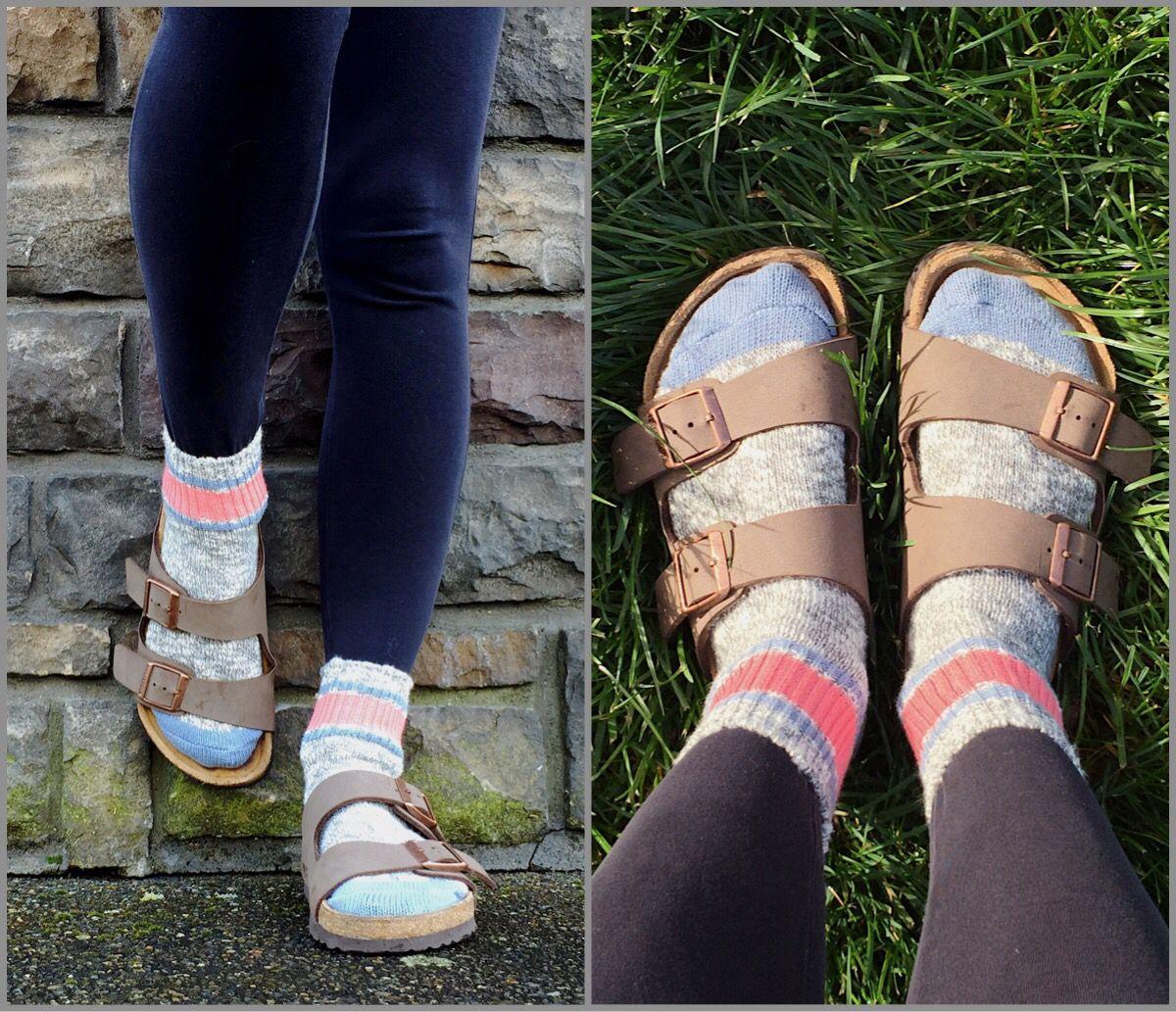Socks and Birkenstocks Outfit | Birkenstock outfit