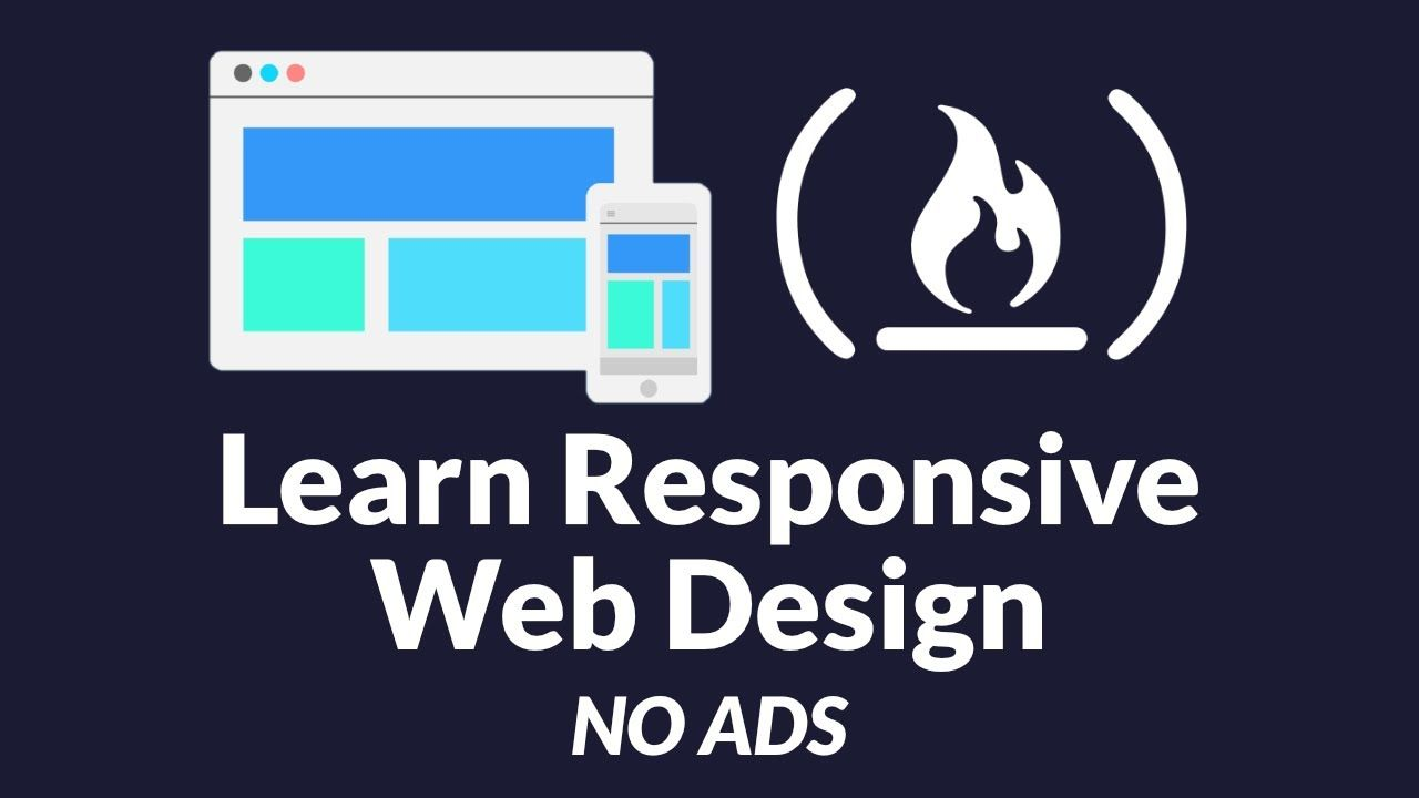 Introduction To Responsive Web Design Html Css Tutorial Css Tutorial Web Design Responsive Website Design