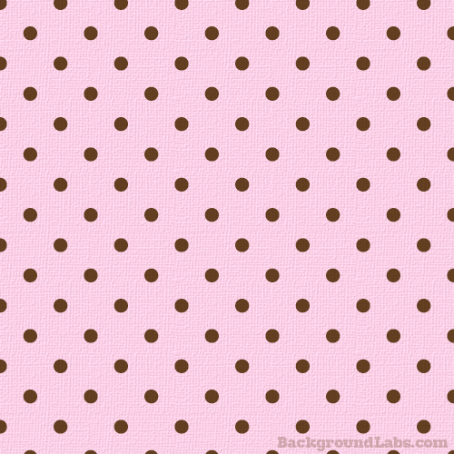 Chocolate Pink Polka Dot Background Labs Pink Polka Dots Pink Polka Dots Background Polka Dots