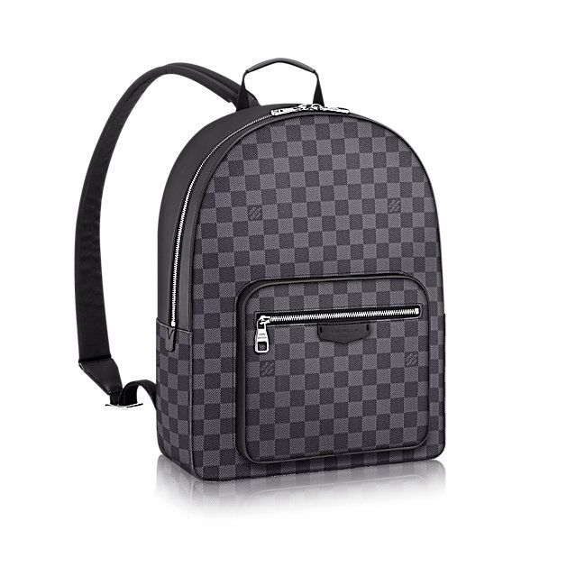 40c042c25965 Louis Vuitton Josh backpack in Damier Graphite Canvas - Men s Bags  1700    1290 EUR. Clean lines and easy style distinguish the new Josh backpack