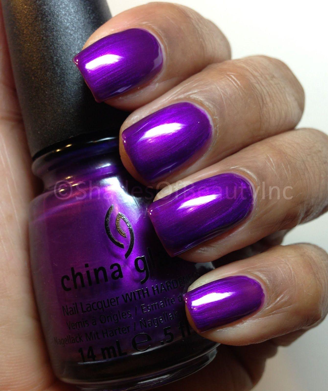 China Glaze Coconut Kiss | nails | Pinterest | Esmalte, China y Citas