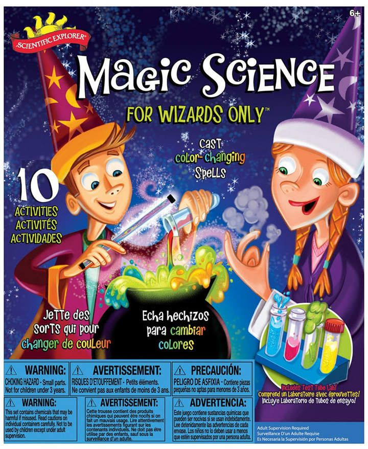Magic Science Wizards Science kits, Science for kids