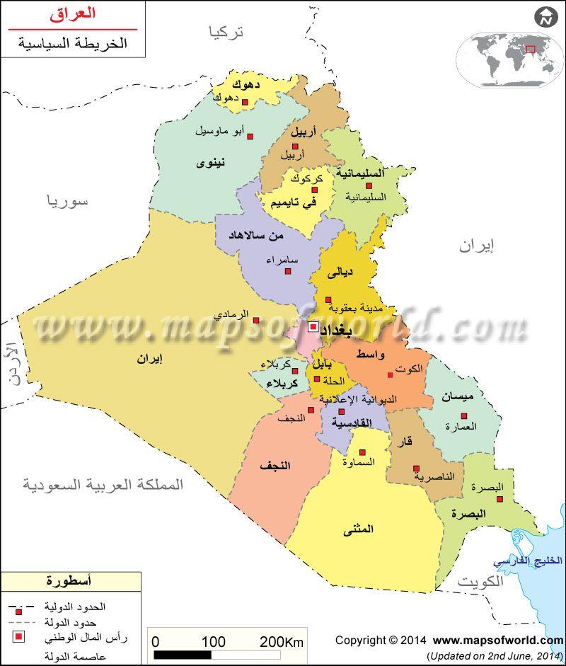 الجزائر خريطة Lull Map