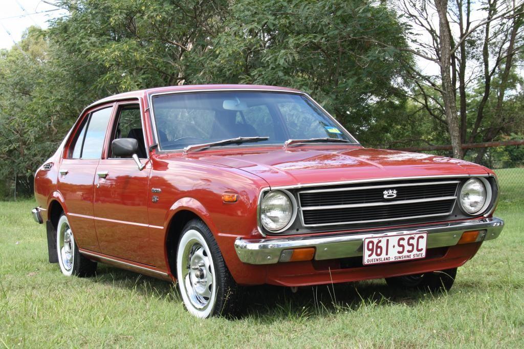 1977 Toyota Corolla | 1977 Toyota Corolla KE30 - QLD: Brisbane ...