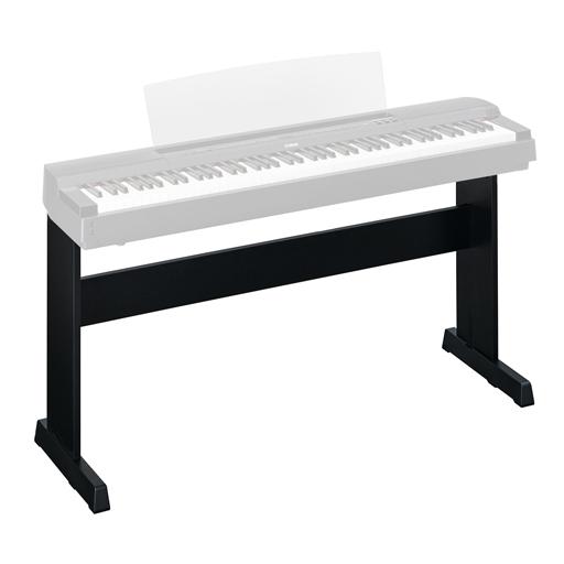 Yamaha L255B Electronic Keyboard Stand For P 255 Digital Piano Black