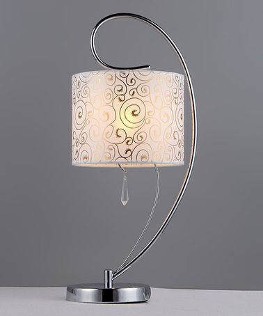 Look what i found on swirl crystal table lamp here are some cute fun and
