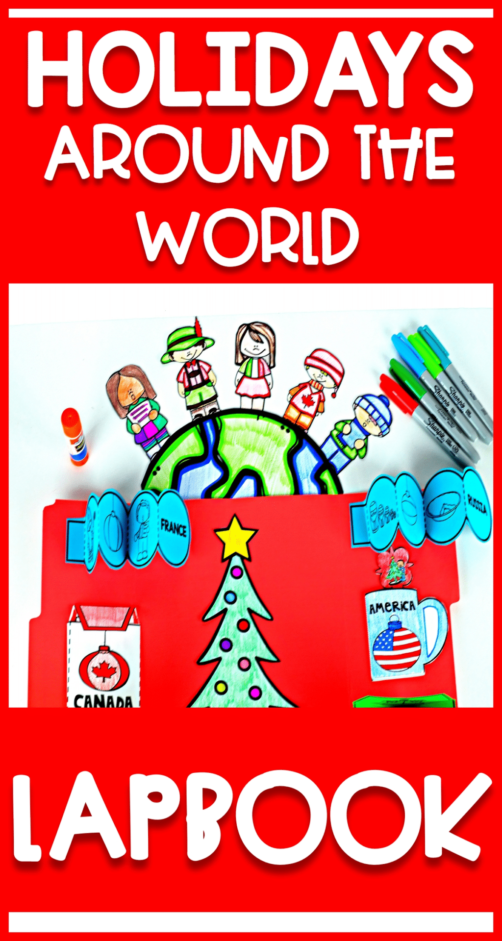 Teach Holidays Around The World In December