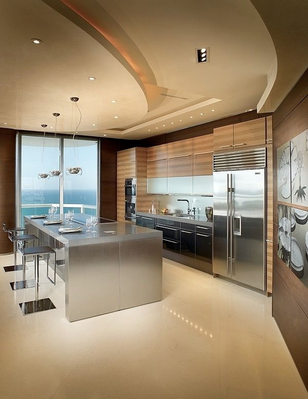 Kitchen Designers Miami Awesome Miamibeachapartmentbypepecalderindesign  Shelter Me Home 2018