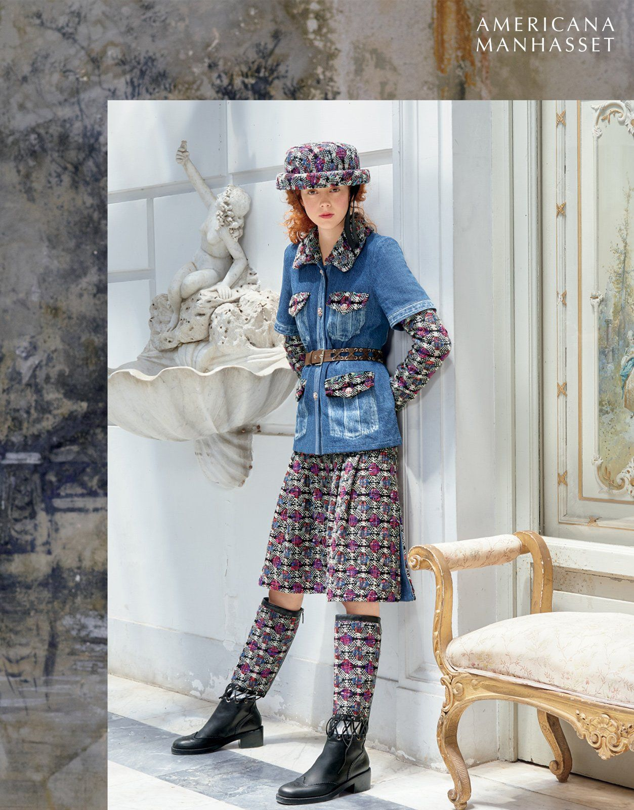 Americana Manhasset Fall 2016 - CHANEL AT HIRSHLEIFERS  388686ac1a9c8