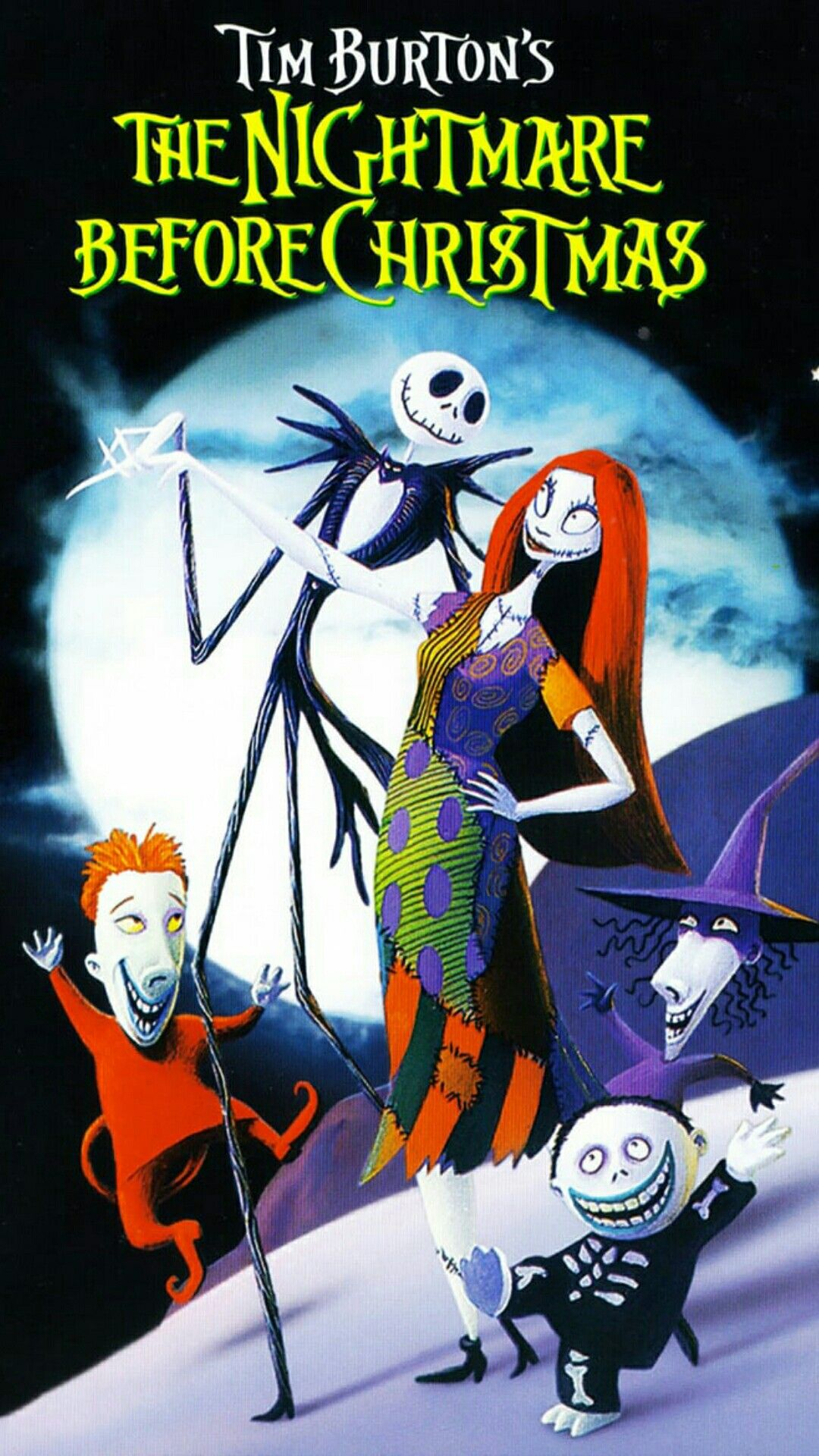 Pin by Mikayladowell on Nightmare before christmas (With