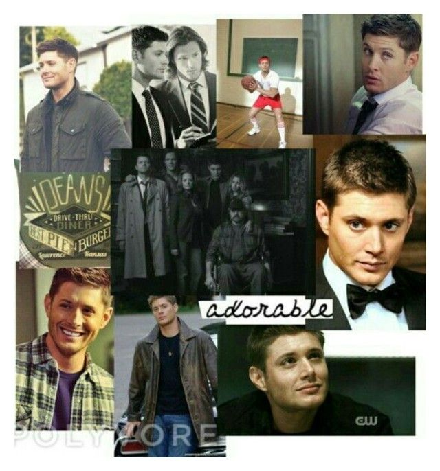 """Dean Winchester#2"" by soltor45 ❤ liked on Polyvore"