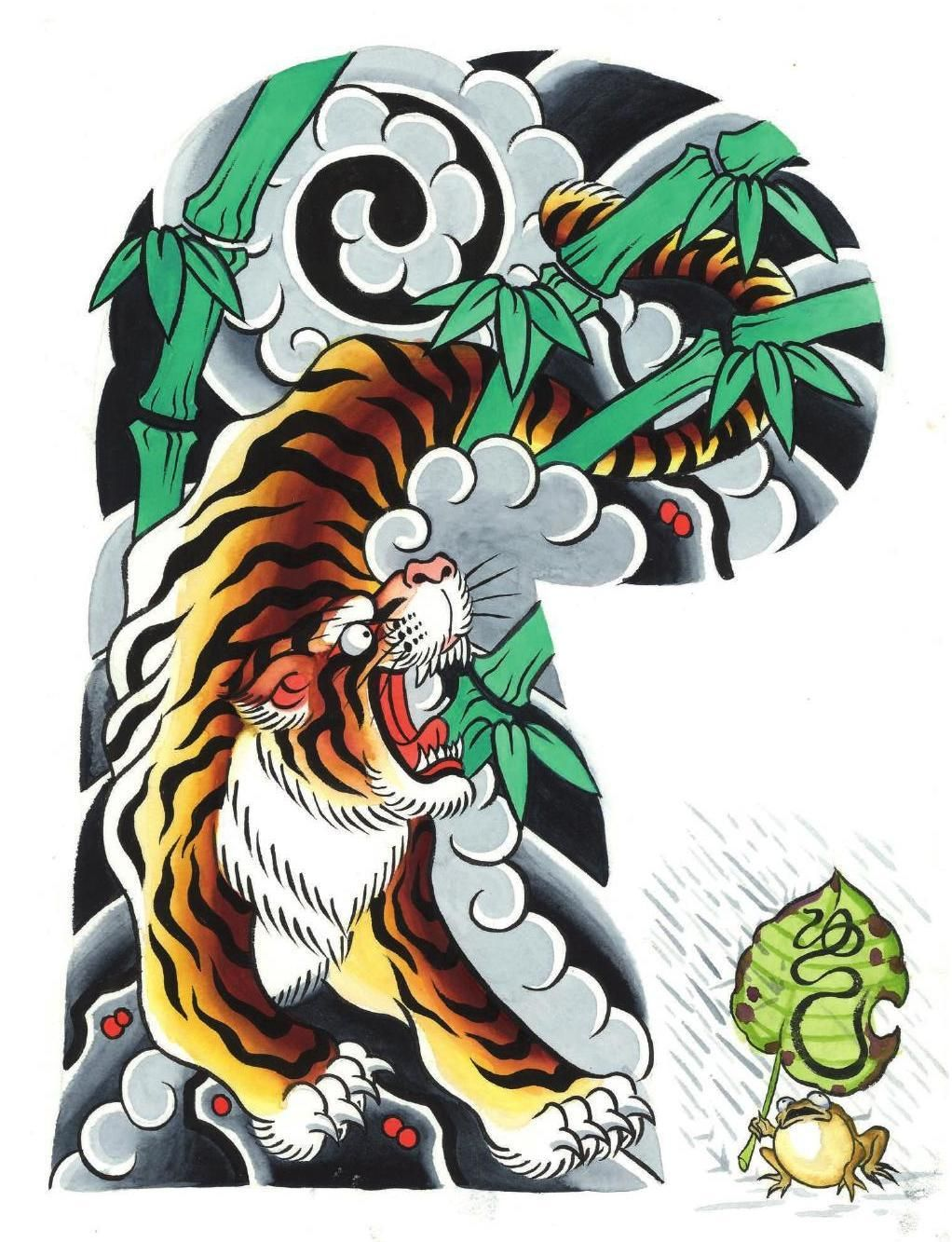 Tattoo Flash Book Garyou Tensei 108 Japanese Tattoo Sleeve Designs By Yushi Horiki Japanische Schriftzeichen Tattoos Krake Tattoo Design Armeltatowierungen