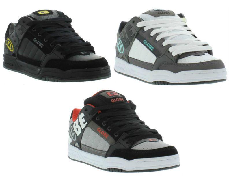 Globe Sabre Shoes Black White Hawaiian