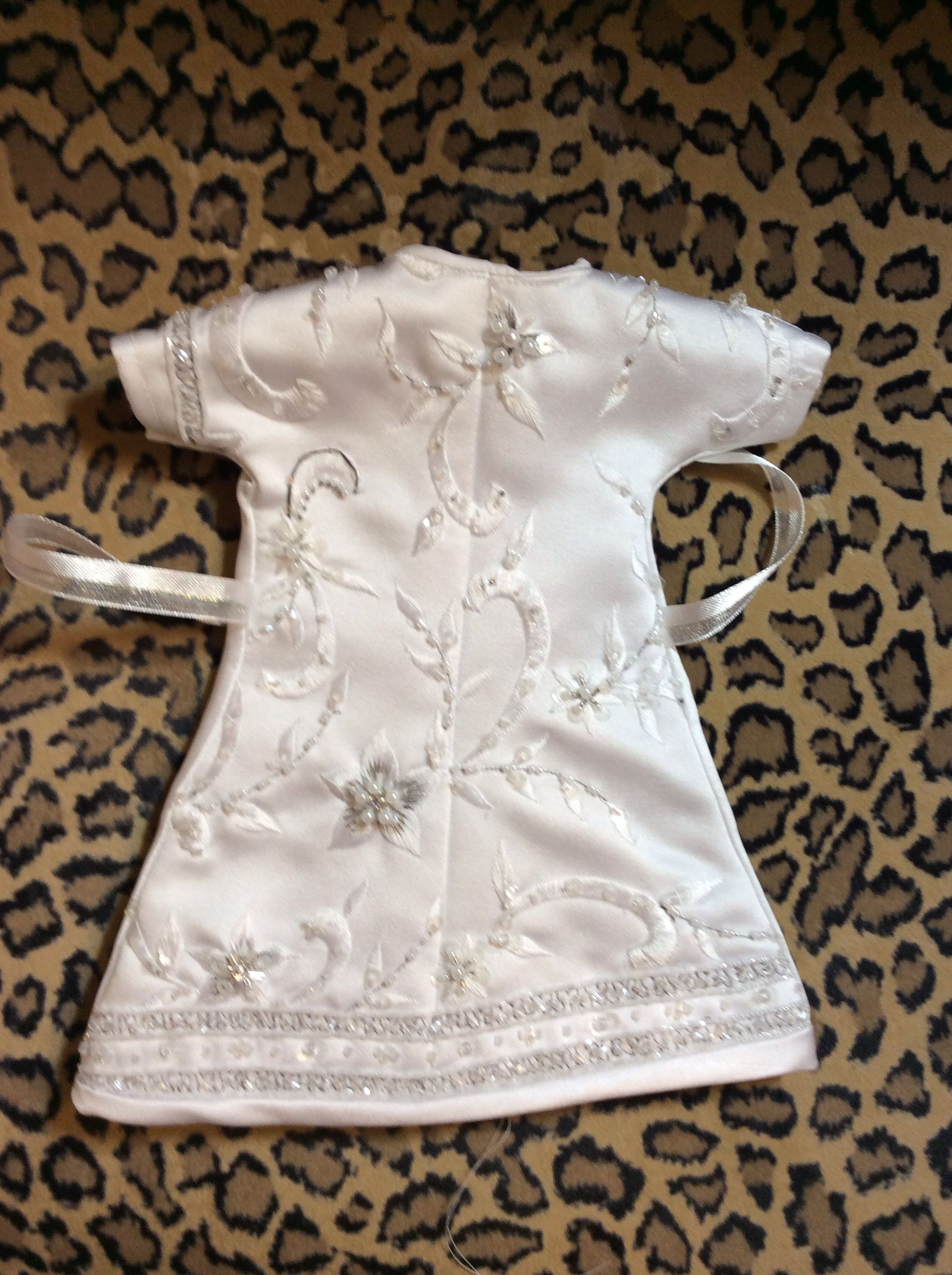 AngelGown <3 My first Angel Gown for NICU Helping Hands | Angel ...
