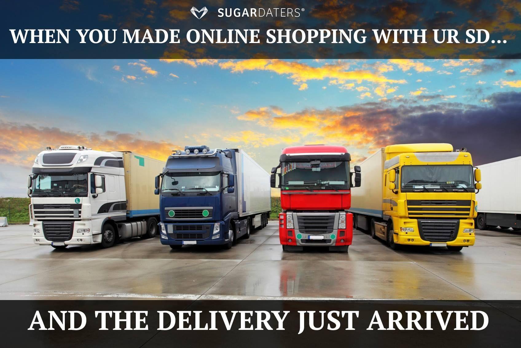 A bit of online shopping... fun