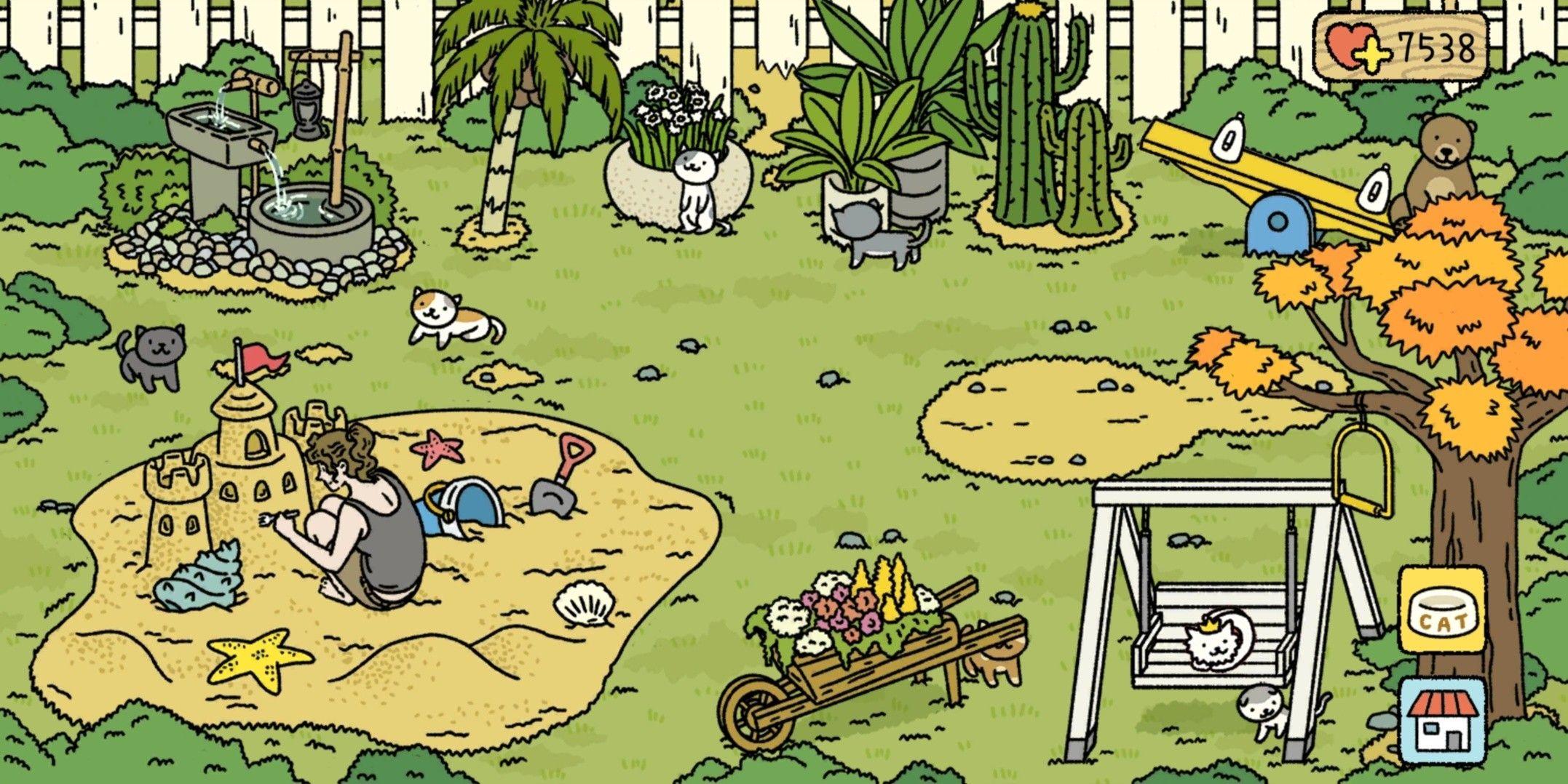 Adorable Home sunny garden trong 21