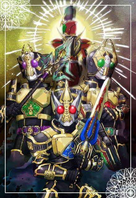 All Kamen Rider Blade King By Kiba068 Kamen Rider Rider Kamen Rider Ryuki