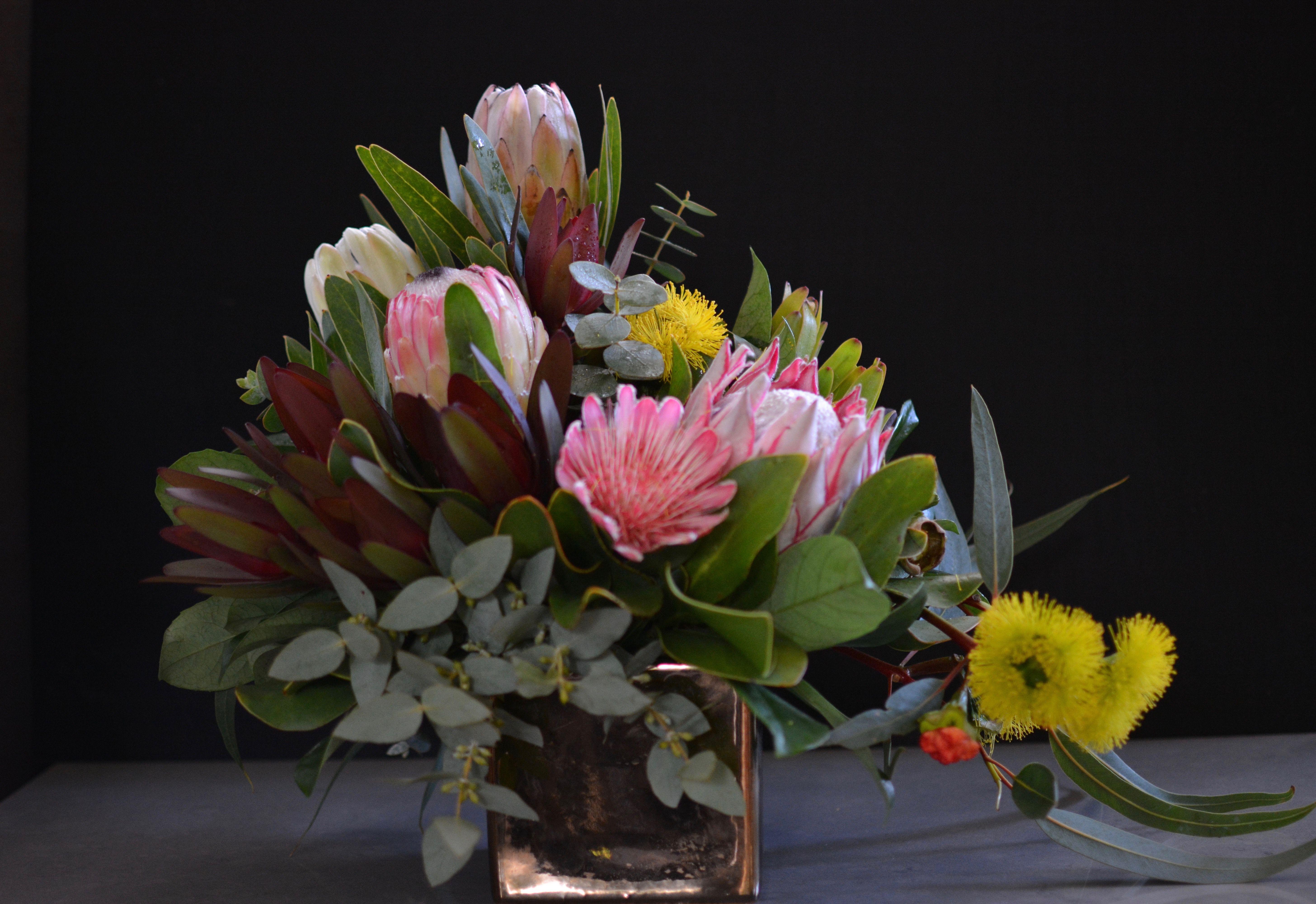 Pin on Australian native flower arrangements