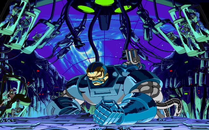 Https Www Tumblr Com Search X Men Vs Street Fighter Pixel Art