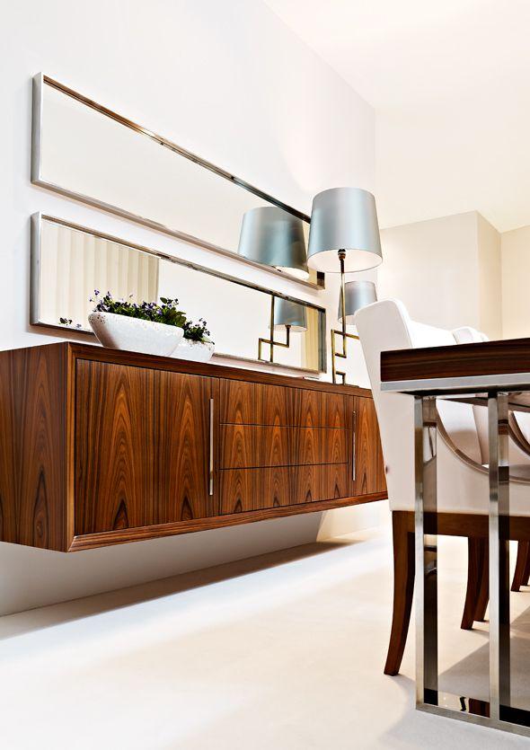 Dining Room Espelho Sala De Jantar Aparador Sala De Jantar