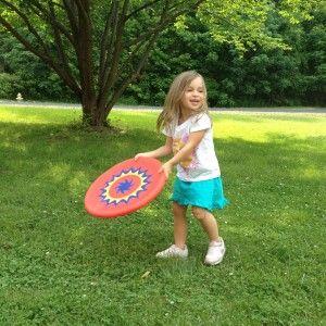 Custom Frisbee For Kids..!