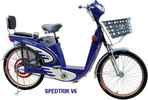 Sepeda Listrik Caterham